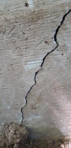 Cracks in your foundation?