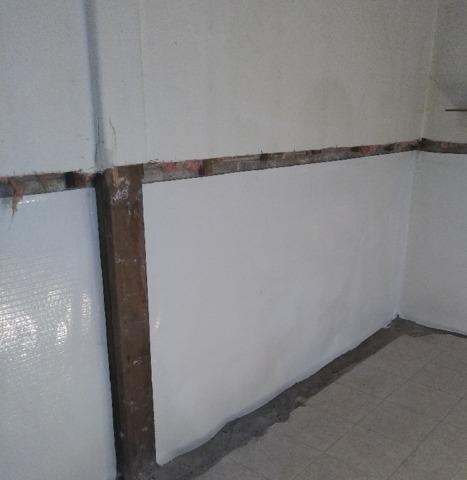 90-year-old Leaky Basement Restored
