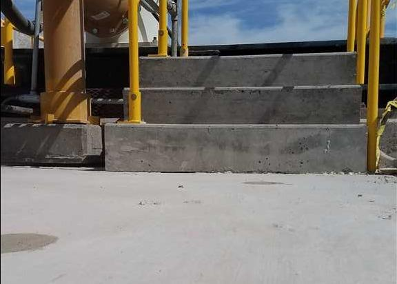 Commercial PolyLevel Repair - Morenci, AZ - After Photo