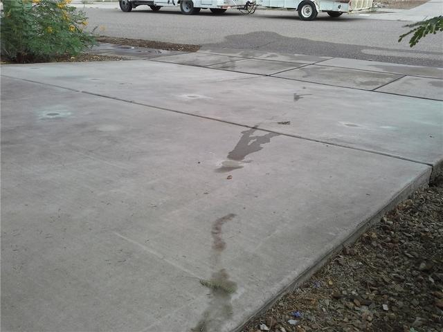 Tucson Driveway Settling Fixed with Mudjacking