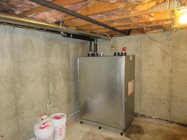 Roth  - Double Wall Tank, Leicester, MA - After Photo