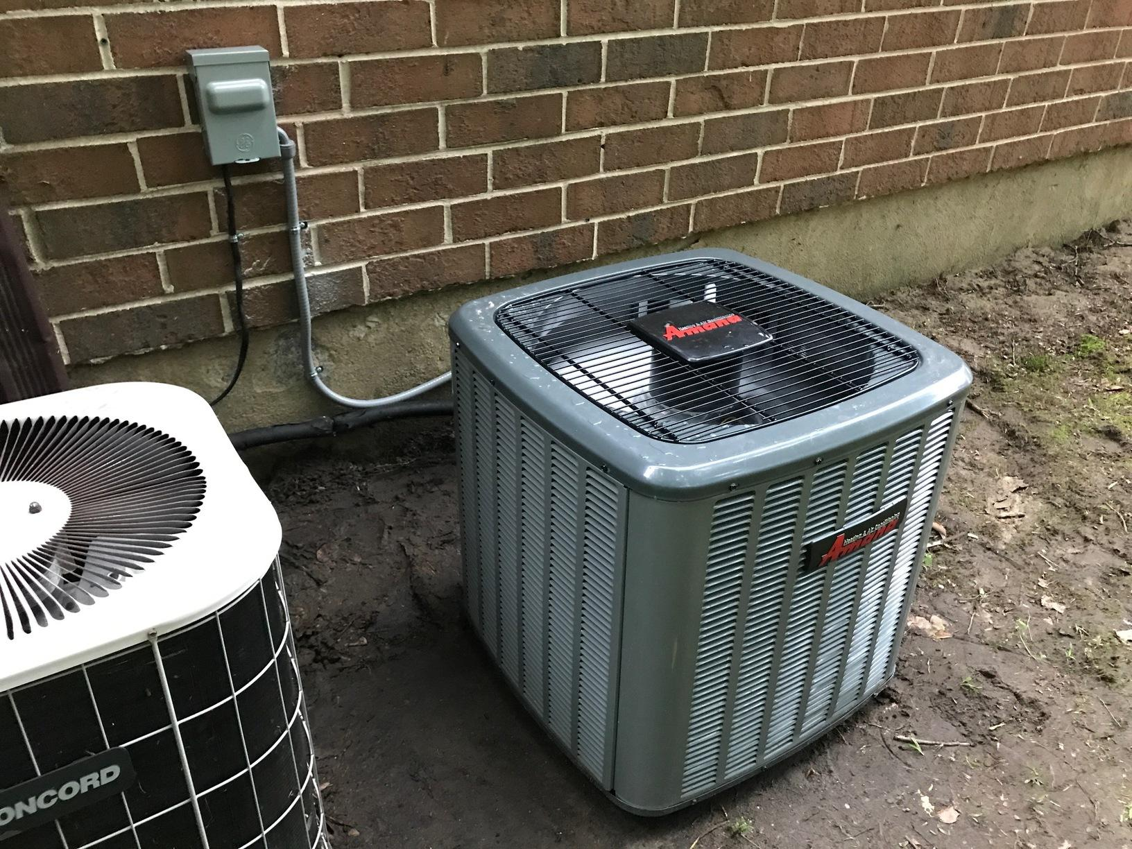 Air Conditioning Replacement in Medford, NJ - After Photo