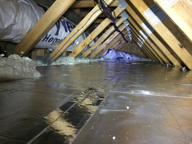 Super Deck Attic Insulation in Haddon Township, NJ