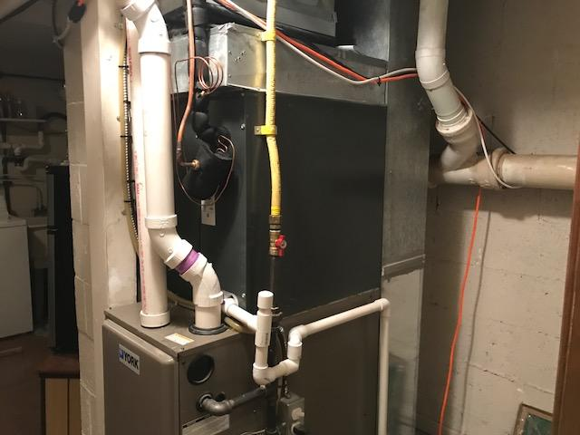Efficient Furnace Upgrade Replacement Installation in Marlton, NJ - After Photo