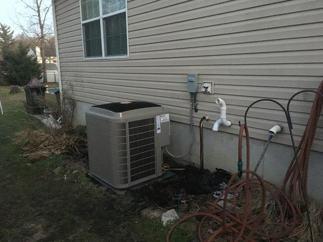 High Efficiency  Bryant Air Conditioner installed in  West Deptford, NJ