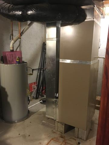High Efficiency Furnace in West Deptford, NJ 08086 - Before Photo