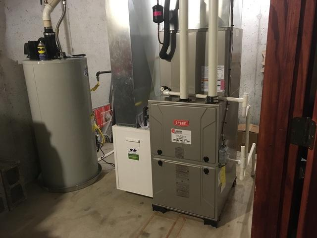 High Efficiency Furnace in West Deptford, NJ 08086 - After Photo