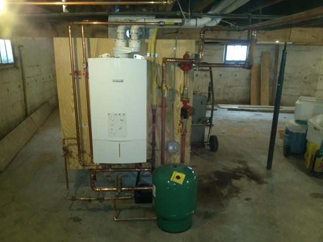 Boiler and Hot Water Heater Replacement in Pennsauken, NJ