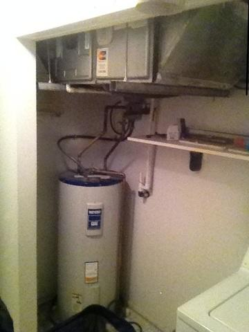 Tankless Hot Water Heater Replacement in Turnersville, NJ