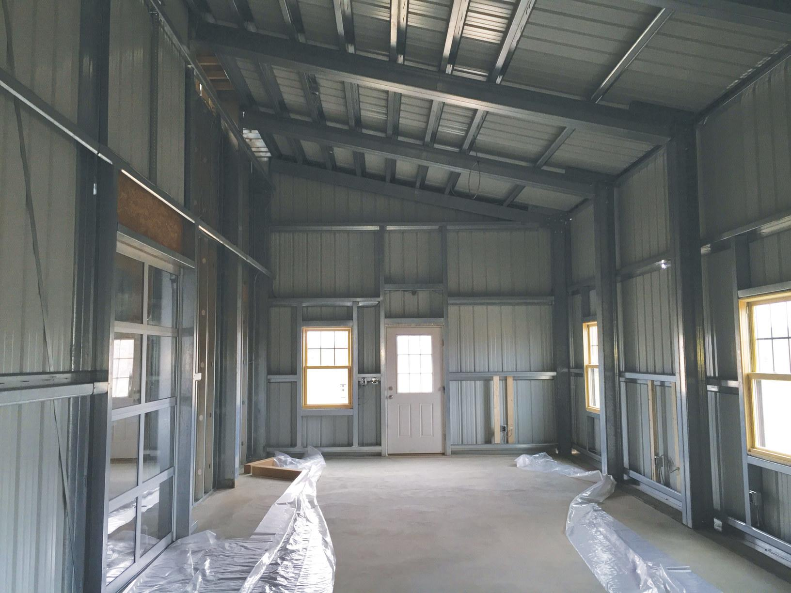 Taconic Distillery - Before Photo