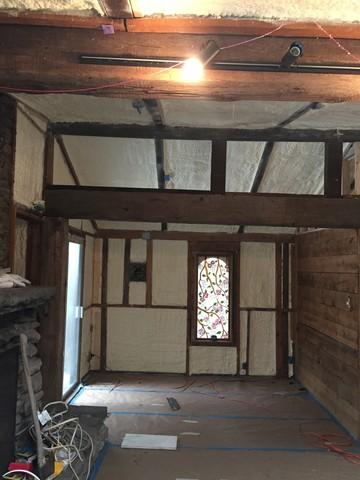 Spray Foam Insulation in Grahmsville, NY - After Photo