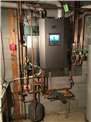 New Hot Water Boiler in Millington - After Photo