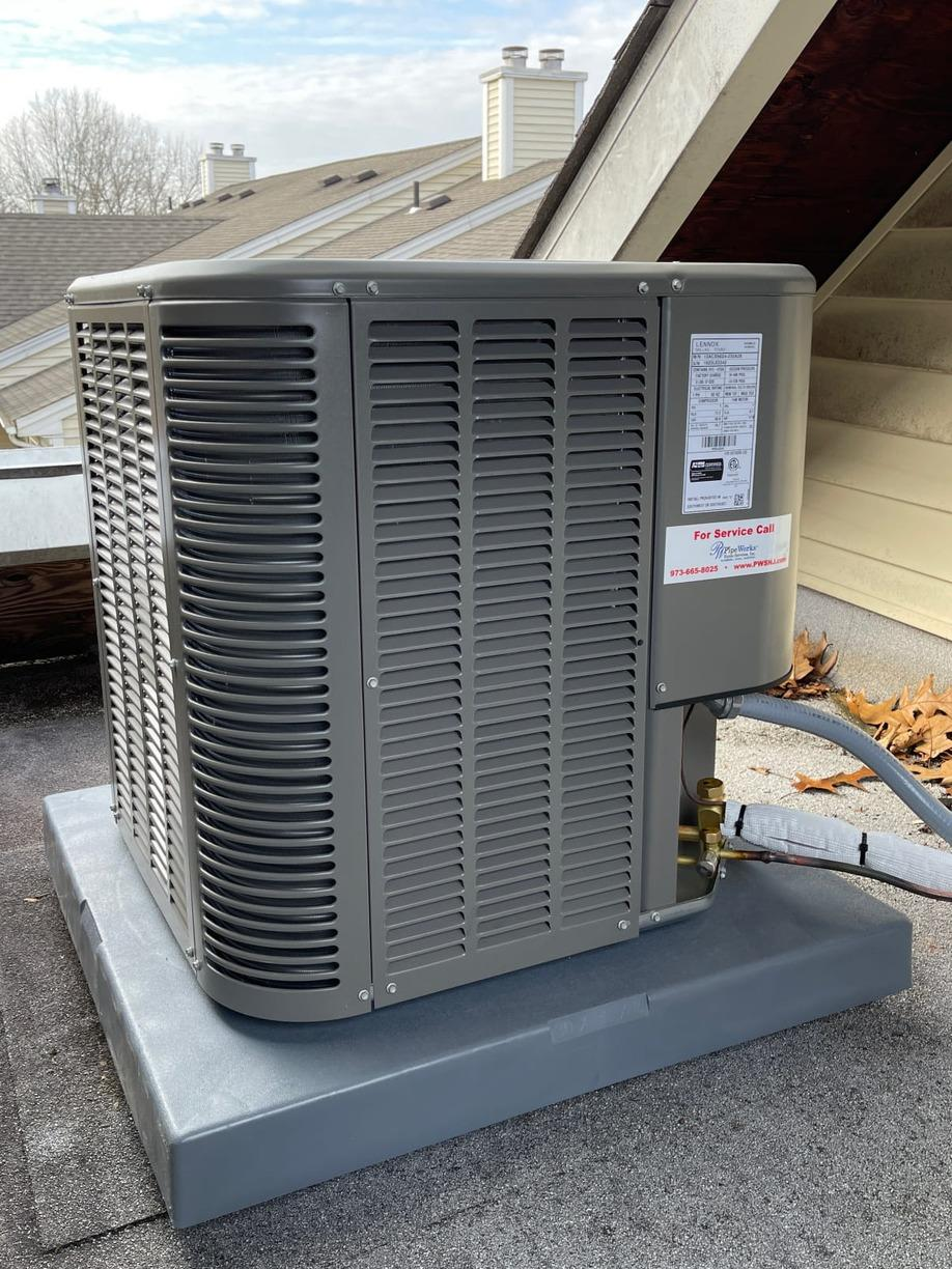 Air Conditioner replacement in Bridgewater, NJ - After Photo
