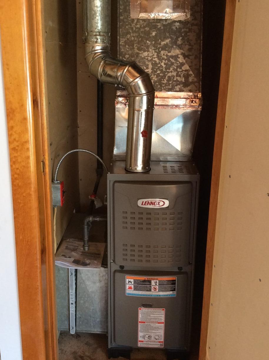 Furnace Replacement in Kendall Park, NJ - After Photo
