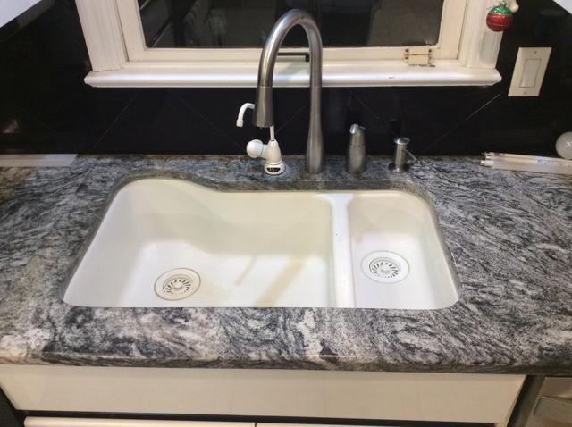 Kitchen Faucet replacement