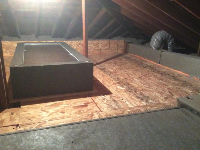 Attic Insulation in East Hanover