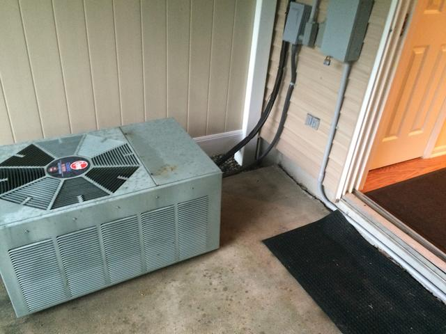 New HVAC System in Basking Ridge