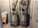 Power Vent Water Heater Installation in Basking Ridge - After Photo