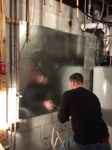 New Hot Water Boiler in Millington