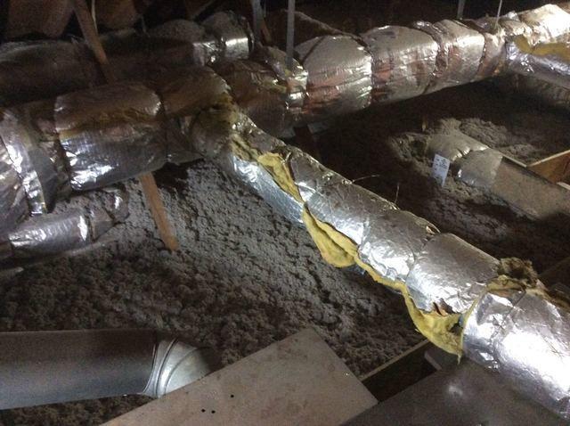 Blown in Cellulose Insulation in Clark, NJ