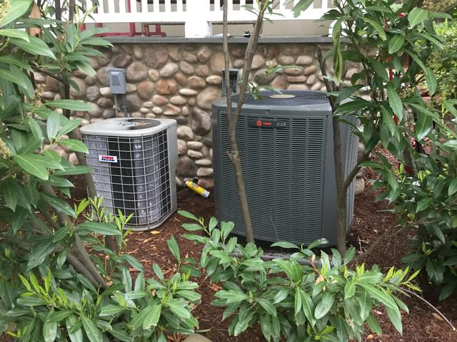 New Lennox Condenser and Furnace