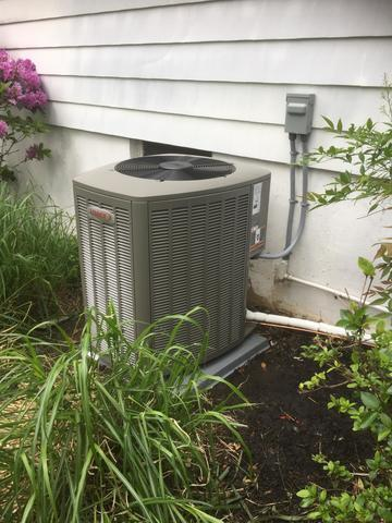 New Lennox Air Conditioning Condenser in New Providence, NJ