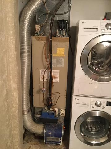 New Lennox A/C System and Rheem Hot Water Heater Replacement in Morristown, NJ