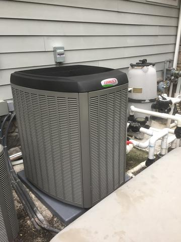 New Lennox HVAC System in Livingston, NJ