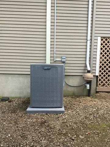 New Air Conditioning System in Towaco, NJ