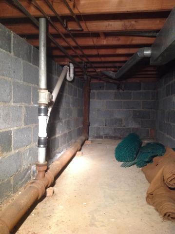 Spray Foam Insulation in Essex Fells