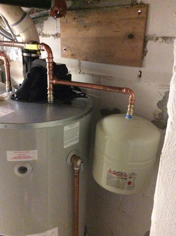 New Bradford White Power Vent Water Heater in Long Hill, NJ
