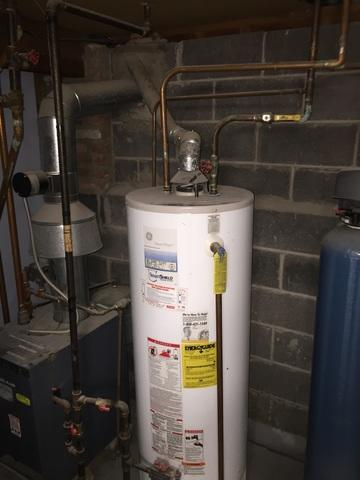 Water Heater Replacement in Garwood, NJ