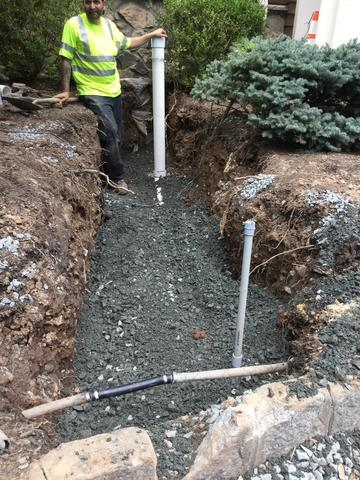 Pipe Lining Construction Project in Brookside, NJ