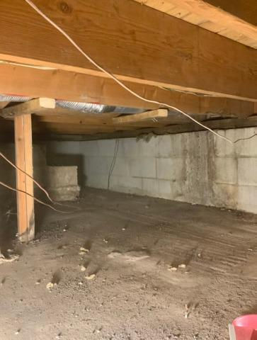 Crawl Space Encapsulation in New Providence, NJ