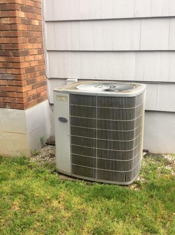 Condenser Replacement in Madison, NJ.