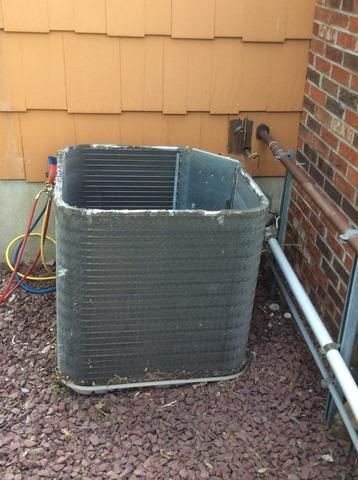 Condenser Replacement in South Plainfield, NJ.