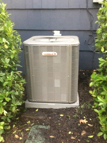AC Condenser Replacement in Summit, NJ.
