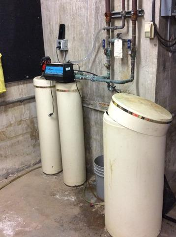 Water Softener Replacement in Madison, NJ.