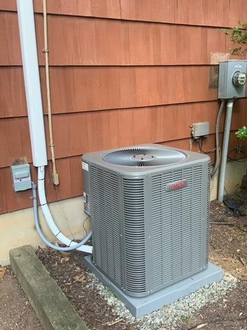 Condenser Replacement in Morristown, NJ.