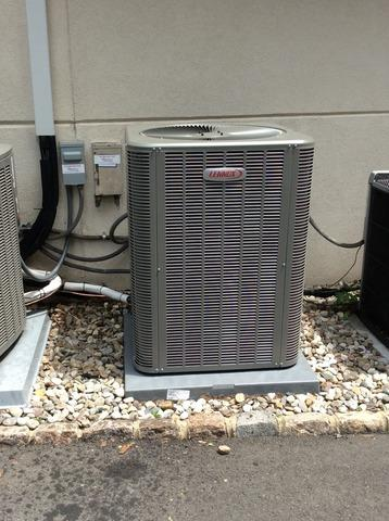Condenser Replacement in Summit, NJ.