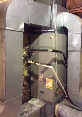 Air Handler Replacement in Livingston, NJ.