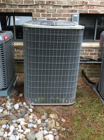 Condenser Replacement in Livingston, NJ.