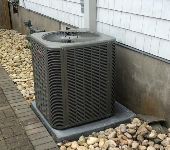 Condenser Replacement in Cranford, NJ.