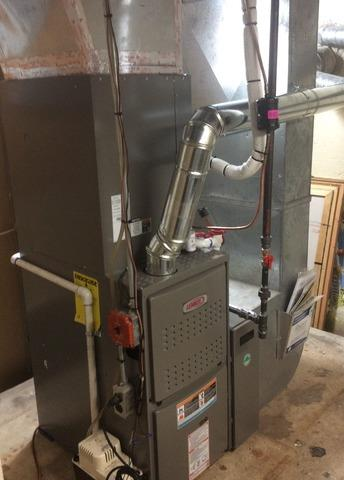 Furnace Replacement in Florham Park, NJ.