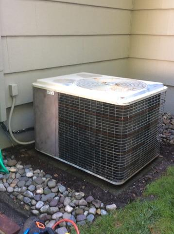 Condenser Replacement in Springfield, NJ.