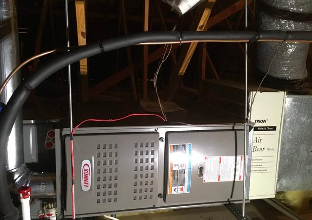 Furnace Replacement in Roseland, NJ.