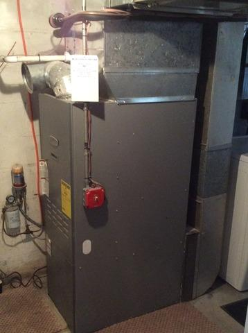 Furnace Replacement in Denville, NJ.