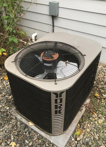 Condenser Replacement in Westfield, NJ.