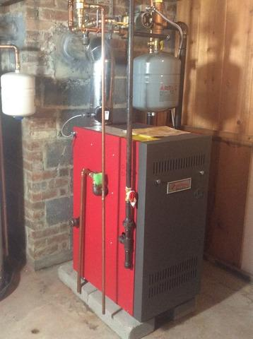 Boiler Replacement in Chatham, NJ