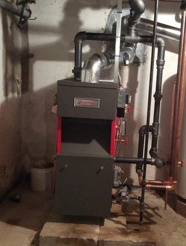 Boiler Replacement in New Providence, NJ.
